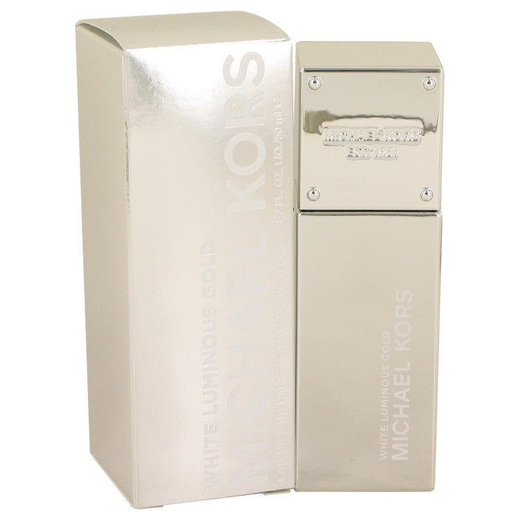 Michael Kors White Luminous Gold Eau De Parfum Spray By Michael Kors - 247Scent