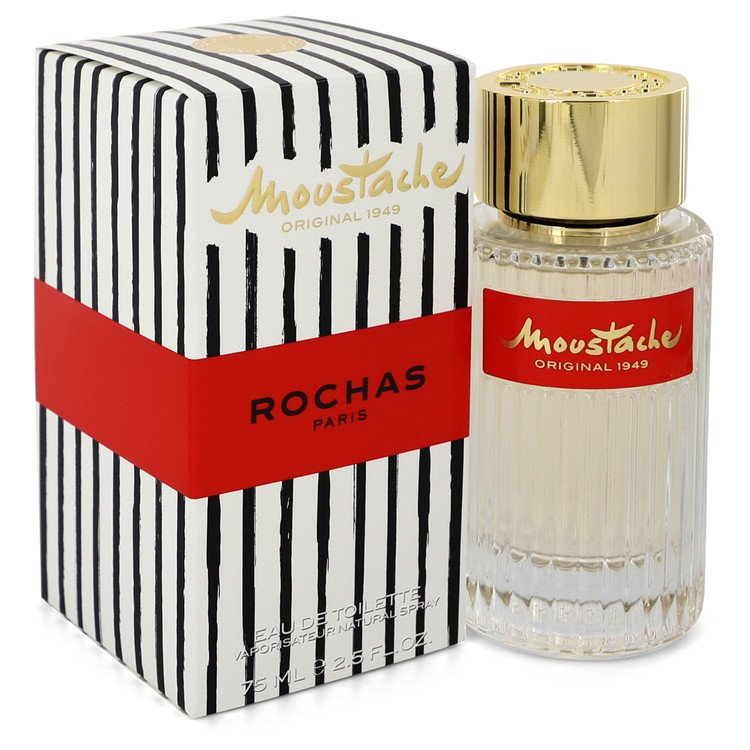 Moustache Eau De Toilette Spray By Rochas - 247Scent