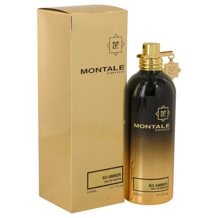 Montale So Amber Eau De Parfum Spray (Unisex) By Montale - 247Scent