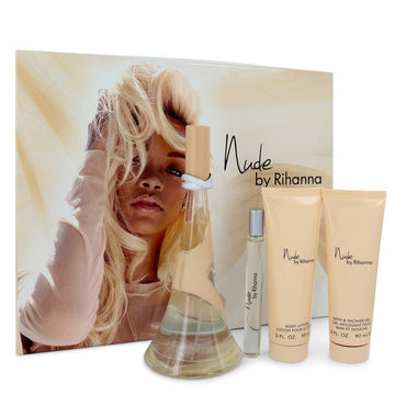 Nude By Rihanna Gift Set By Rihanna - 247Scent