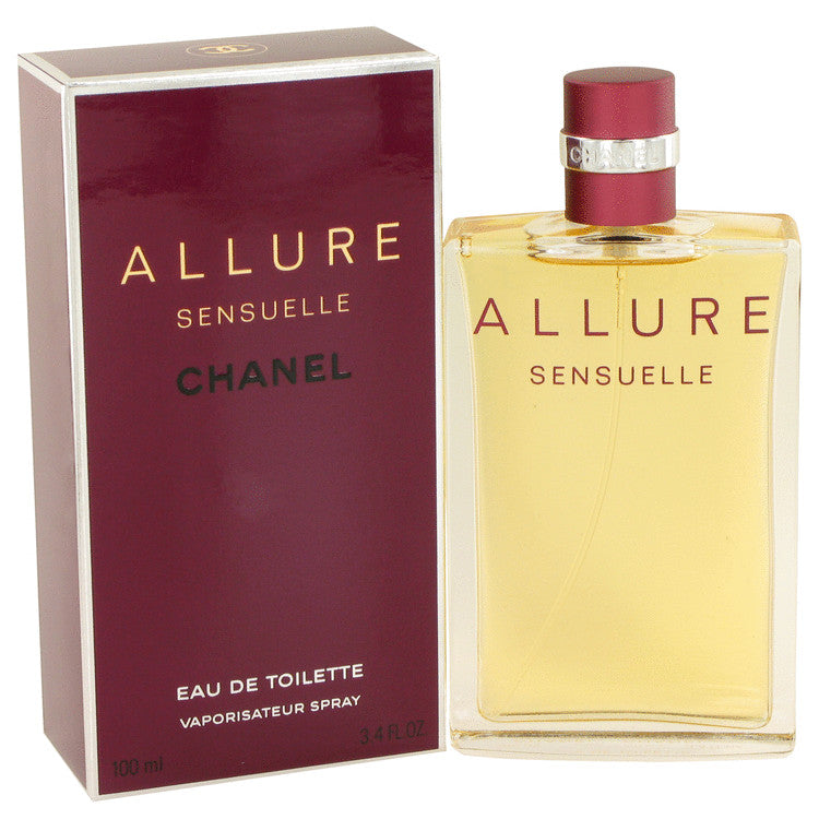 Allure Sensuelle Eau De Toilette Spray By Chanel - 247Scent