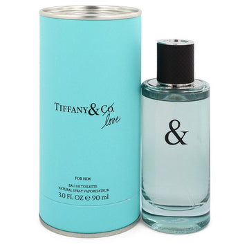Tiffany & Love Eau De Toilette Spray By Tiffany - 247Scent