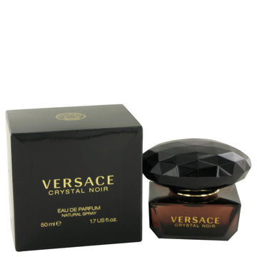 Crystal Noir Eau De Parfum Spray By Versace - 247Scent