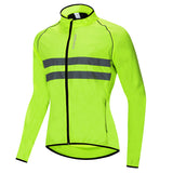 Bright Cycling Jacket
