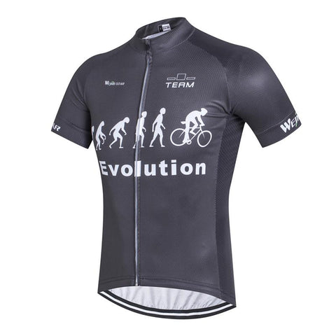Evolution of Species Jersey
