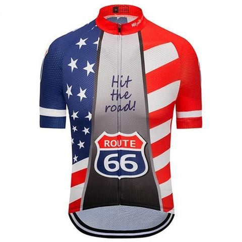 U.S. Route 66 Jersey