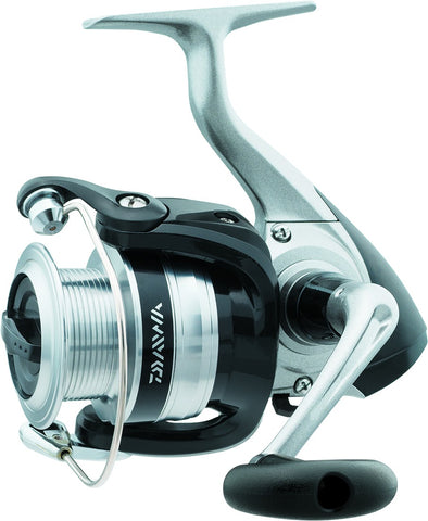 Strikeforce-B Spinning Reel, Ambi, 1BB, 4.9:1 Ratio, ABS Alum Spool, Mono 2/240, 4/120, 6/80
