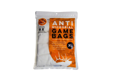 Anti Microbial Game Bag, Deer Body Bag, 1 Pk