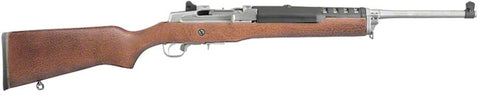 "Mini Thirty Semi Auto Rifle 7.62x39 18.5"" BBL Hardwood 5rd S/S"