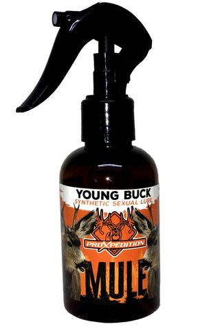 Mule Deer, Young Buck Synthetic Sexual Lure