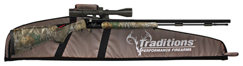 Pursuit G4 Ultralight Muzzleloader Rifle,50Cal, Syn. Full RT Edge, 3-9x40 Rangefinding Realtree Edge Scope Mounted