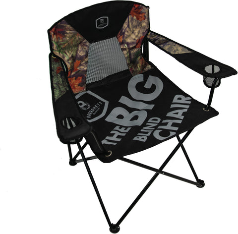 Big Blind Chair Oversized Design 400Lb Weight Capacity