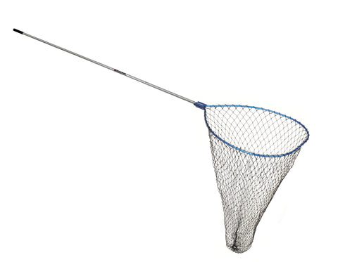 "Chinook Landing Net 32""x44"" Hoop Standard Bag 4' Handle, 2pcs"