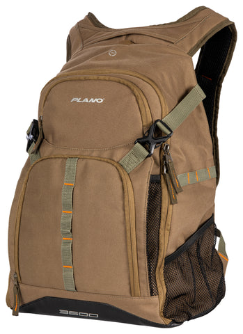 E-Series Black Backpack - Includes Three 3600 StowAways