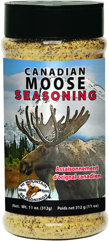 Canadian Moose Seasoning Grill Rub