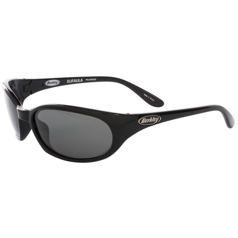 Eufaula Sunglasses, - Matte Black - Amber