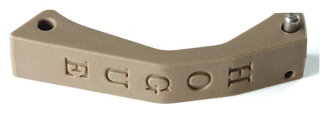 AR-15/M-16 Trigger Guard Contour Polymer with Hardware - Flat Dark Earth