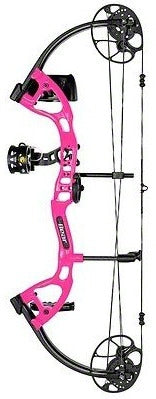Cruzer Lite RTH Compound Bow, Realtree Xtra Green Riser,Black Limb, RH, 12 - 27in Draw Length, 5-45# lbs. Draw Weight