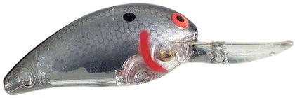 "Model A Crankbait, 2 1/8"", 3/8 oz, White, Floating"