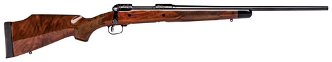 110 125th Anniversary Bolt Action Rifle 300 SAVAGE, Walnut Monte Carlo Stock, 4+1 Engraved DM, Accutrigger