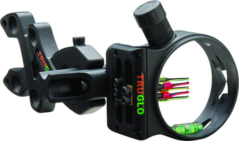 Storm 3, 3 Pin Bow Sight, 19, Blk