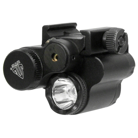 Sub-compact 2-in-1Tactical Red Laser/Flashlight Combo For use on Any Picatinny Rail