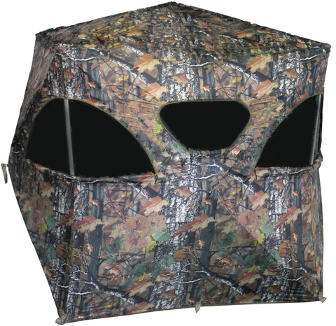 Watch Tower Blind, 2 person, hub?style blind, fast setup.