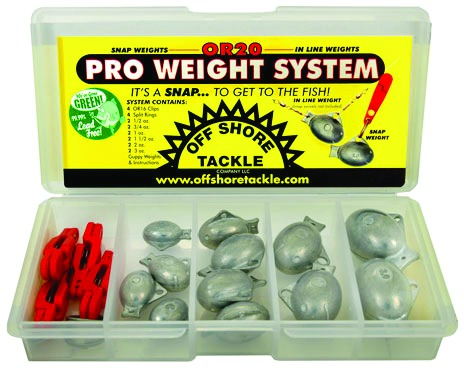 Pro Weight System 99.9% Lead Free