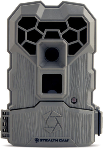 QS12 Trail Camera, 10 Megapixel / Video Recording 15 Seconds / 12 Ir Emitters / Full Texture
