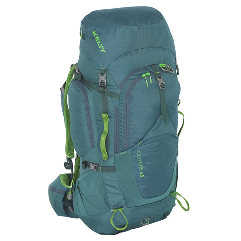 "Coyote 80 Backpack, 80 Litre, Black, Internal Frame, Backpacking, 5.3 Lbs, Adj Torso 15.5""-21"" Carry Wght 40-60 Lbs."