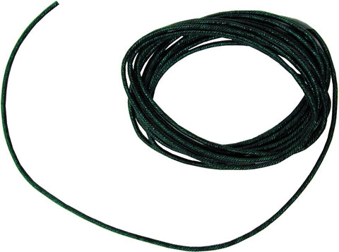 "Sporting Fuse for Cannons, 15' x 3/32"", Green, 35 Seconds per Foot Burn Rate, State Laws Apply"
