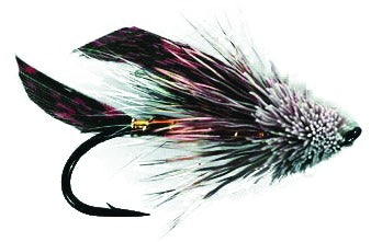 Salmon Muddler Minnow Gold #06