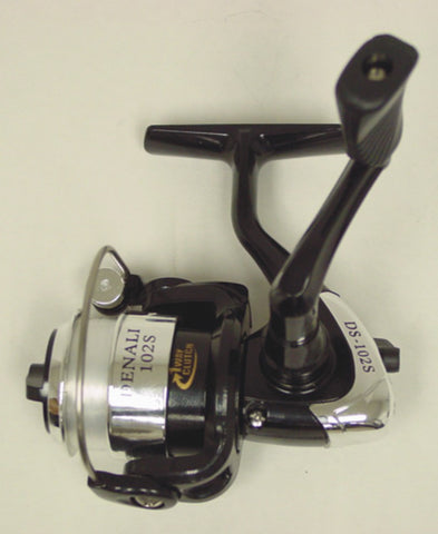 Denali Spin Reel 2BB Silver Clampacked