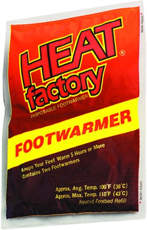 Foot Warmer 1 pair