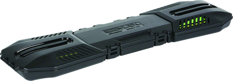 "Bowmax Crossbow Bolt Hard Case, Holds 6 Bolts up to 23.75""L, Black"