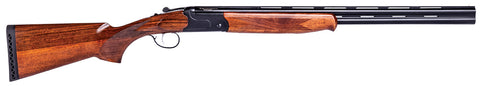 "Model 555, O/U Shotgun, Wood/Blue, 12 Gauge, 28"" Barrels"