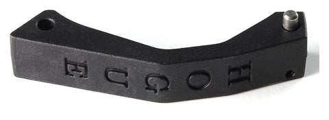 AR-15/M-16 Trigger Guard Contour Polymer with Hardware - Black
