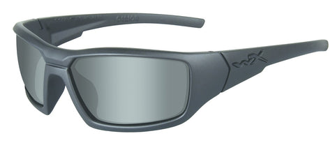 WX CENSOR Sunglasses -  Black Ops Smoke Grey Lens/Matte Black Frame