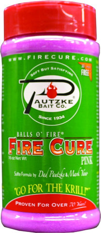 Fire Cure 16oz Red Egg Cure