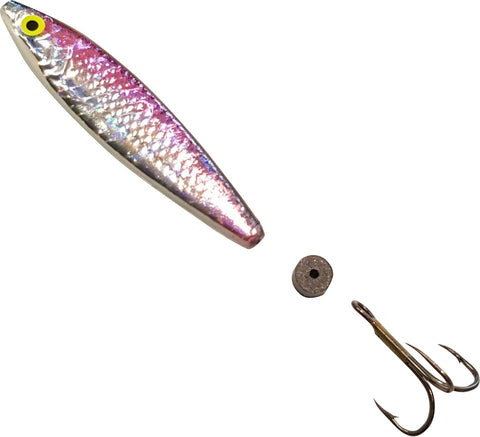 Zzinger 4.5oz. Holographic Pink