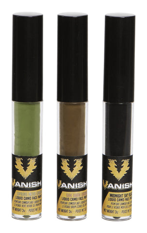 Vanish Camo Compact, 4 Color