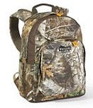 Backpack, Mossy Oak BUC with Green