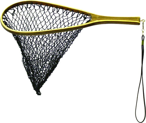 "Bamboo Trout Net 15""x11""x9"""