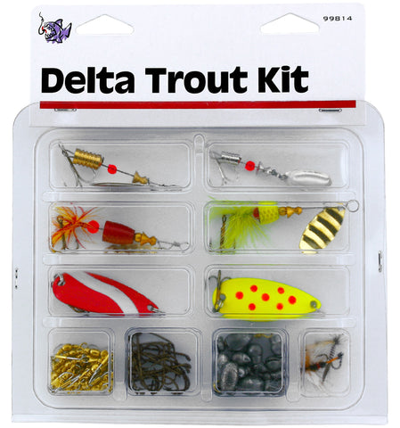 Lure Kit, 12/Pack