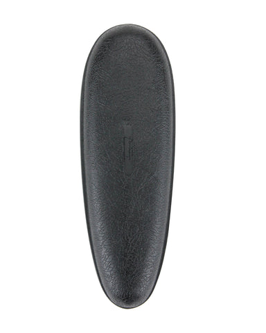 Recoil Pad, 752B, Skeet Black Base, M Black 1 Leather