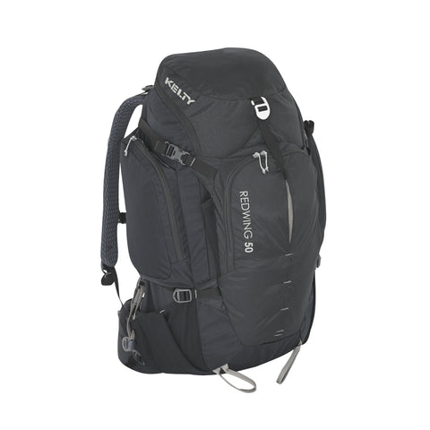"Redwing 50 Backpack, 50 Litre, Black, Internal Frame,Hiking Pack,3.7 Lbs, Adj Torso 15.5""-21"""
