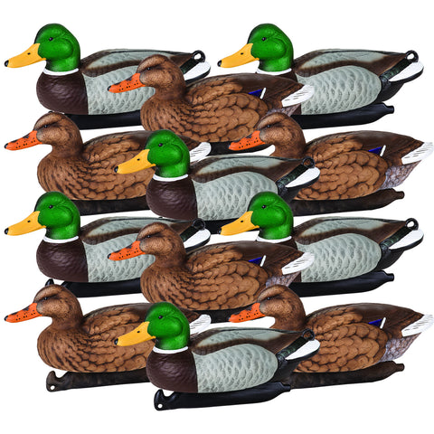 Master Series Decoys, Mallards, Floaters, 12 pk