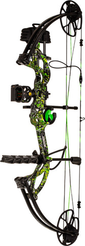 Cruzer G2 RTH compound bow package RH 5-70lbs Realtree Edge