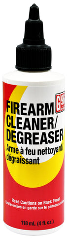 Firearm Cleaner/Degreaser, 4 Oz