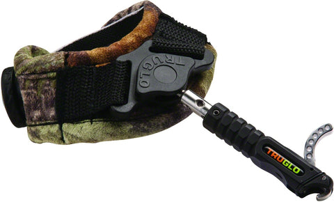 Detonator Archery Release Mechanical BOA Black